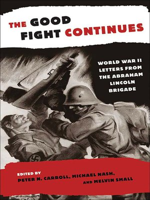 cover image of The Good Fight Continues