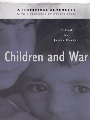 cover image of Children and War