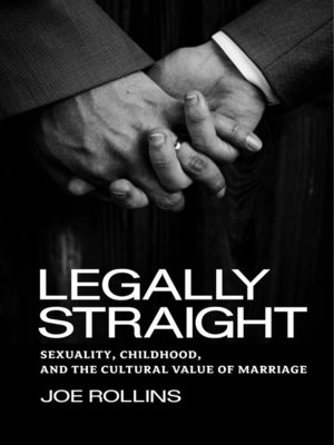 cover image of Legally Straight