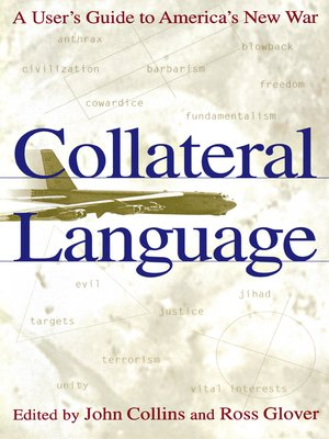 cover image of Collateral Language