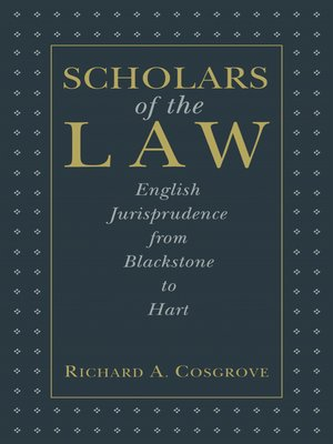 cover image of Scholars of the Law