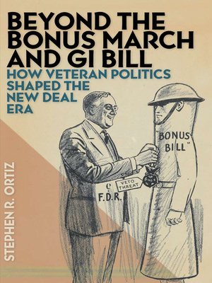 cover image of Beyond the Bonus March and GI Bill