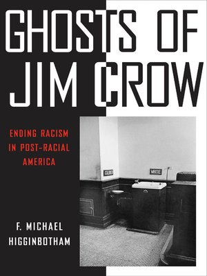 cover image of Ghosts of Jim Crow