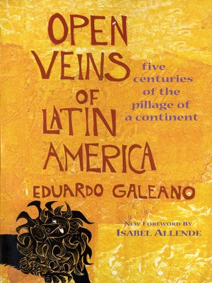 cover image of Open Veins of Latin America