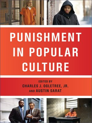 cover image of Punishment in Popular Culture