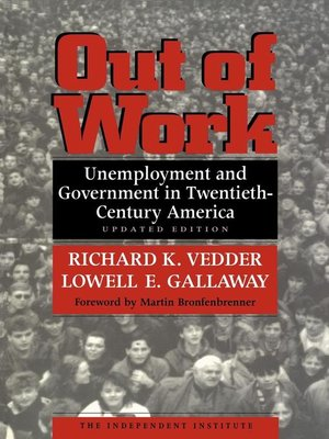 cover image of Out of Work