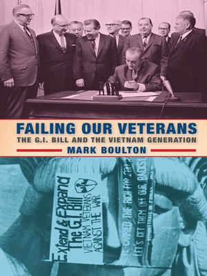 cover image of Failing Our Veterans