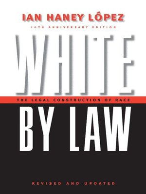 cover image of White by Law 10th Anniversary Edition