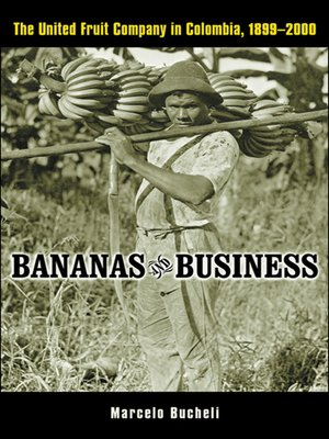 cover image of Bananas and Business