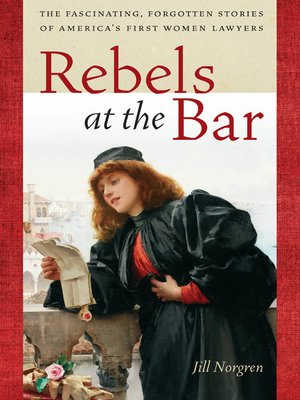 cover image of Rebels at the Bar