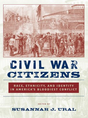 cover image of Civil War Citizens