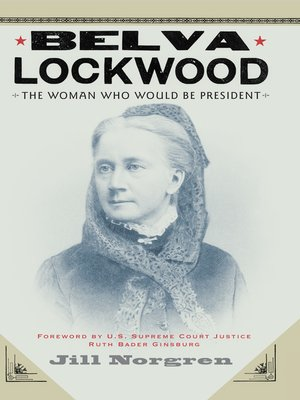 cover image of Belva Lockwood
