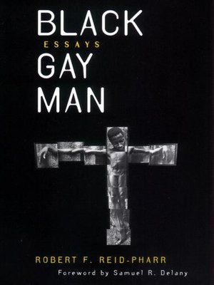 cover image of Black Gay Man