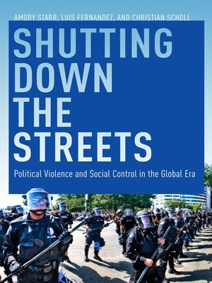 cover image of Shutting Down the Streets