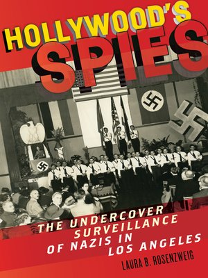 cover image of Hollywood's Spies