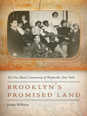 cover image of Brooklyn's Promised Land