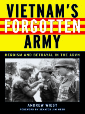 cover image of Vietnam's Forgotten Army