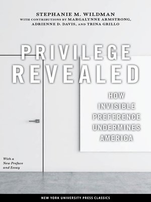 cover image of Privilege Revealed