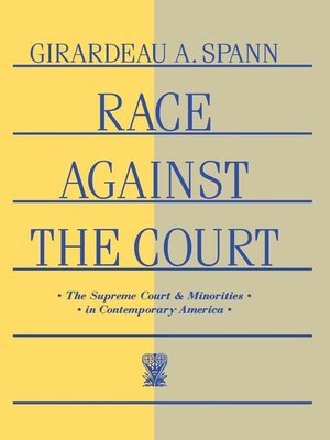 cover image of Race Against the Court