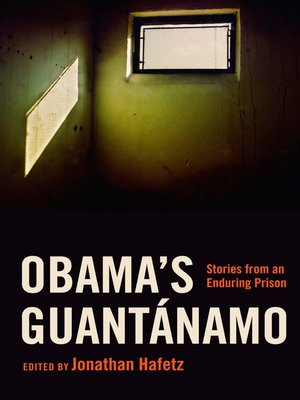cover image of Obama's Guantánamo