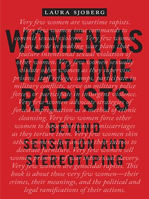 cover image of Women as Wartime Rapists
