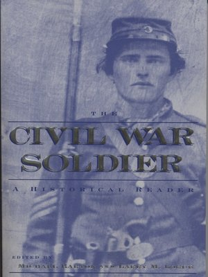 cover image of The Civil War Soldier