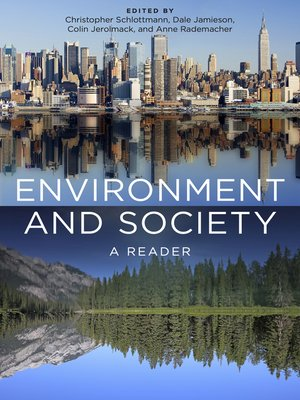 cover image of Environment and Society