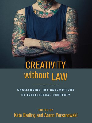 cover image of Creativity without Law