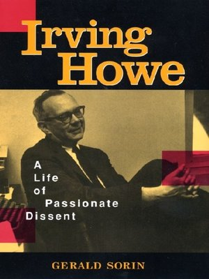 cover image of Irving Howe