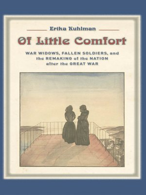 cover image of Of Little Comfort
