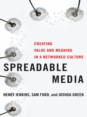 cover image of Spreadable Media