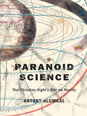 cover image of Paranoid Science