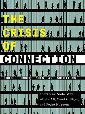 cover image of The Crisis of Connection