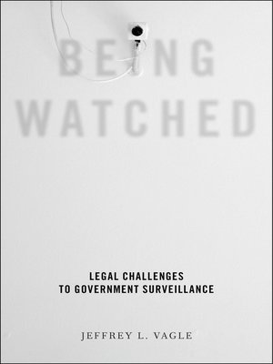 cover image of Being Watched