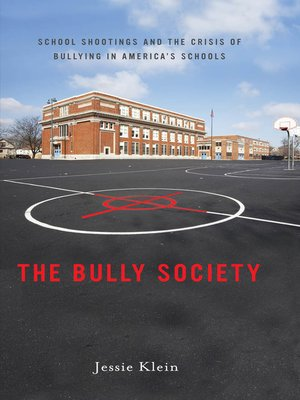 cover image of The Bully Society