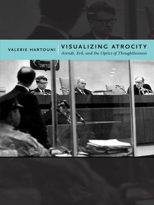 cover image of Visualizing Atrocity