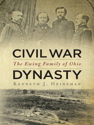 cover image of Civil War Dynasty