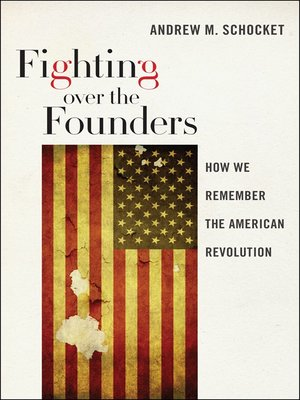 cover image of Fighting over the Founders