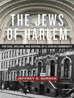 cover image of The Jews of Harlem