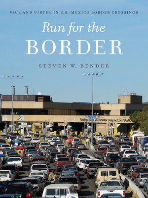 cover image of Run for the Border
