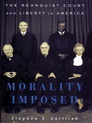 cover image of Morality Imposed