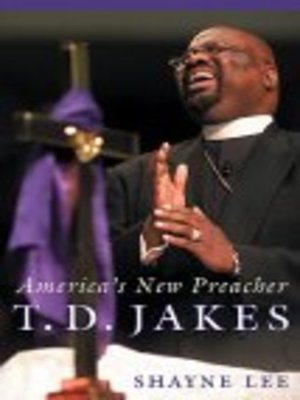 cover image of T.D. Jakes