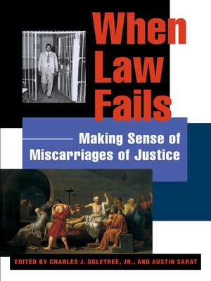 cover image of When Law Fails