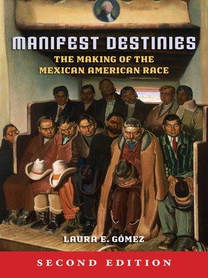 cover image of Manifest Destinies