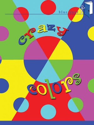 cover image of Crazy Colors