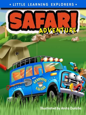cover image of Safari Adventure