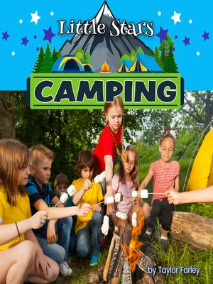 cover image of Little Stars Camping