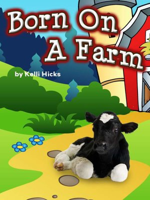 cover image of Born On a Farm