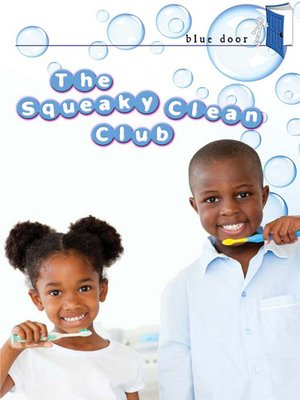 cover image of The Squeaky Clean Club