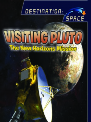 cover image of Visiting Pluto